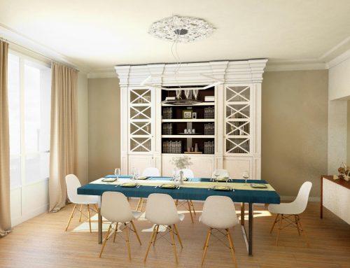 Appartement 187m² – Immo Réseau – PARIS