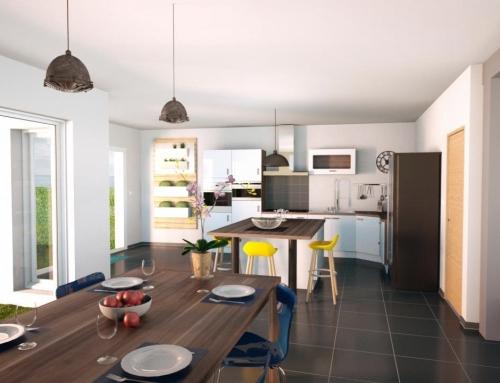 Cuisine – Construction Maison – A2L Habitat