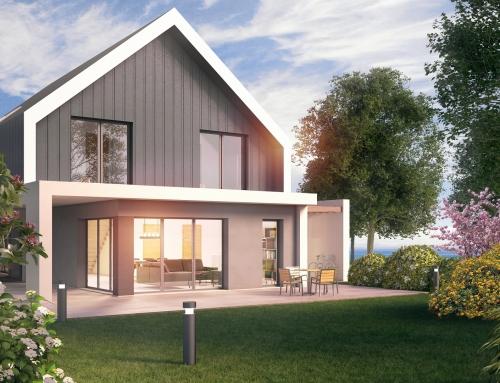 [Architecture] Maison Individuelle – Caen – ELEVIA Construction