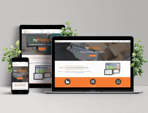 Site Web – Charte Graphique – MyProcessus