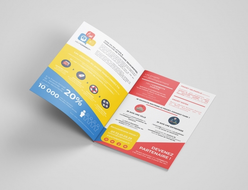 [Print] HelpConnect – Brochure A4