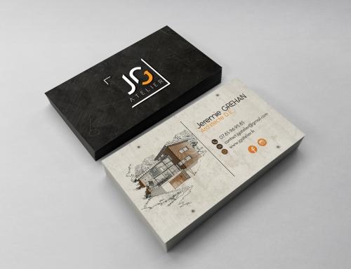 [Print] JG Atelier – Carte de Visites