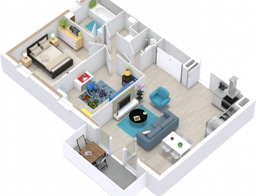 [Promotion Immobilière] Appartement – T3 – Caen – Investir Immobilier