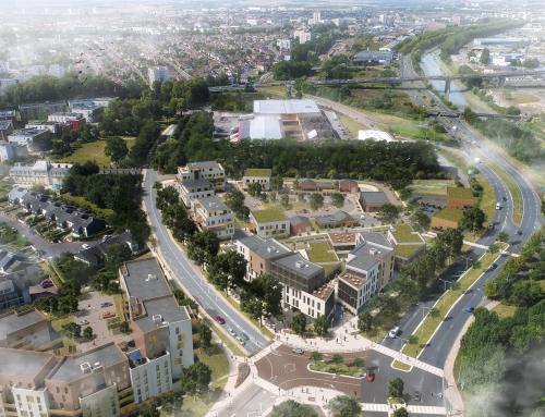 [Urbanisme] Presqu'île de CAEN LA MER – Cœur de CALIX – SPLA