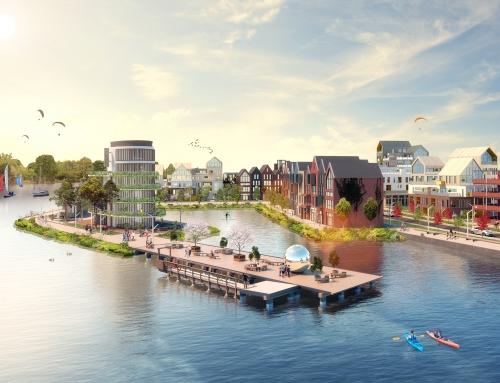 [Urbanisme] Presqu'île – La Proue – Hérouville Saint Clair