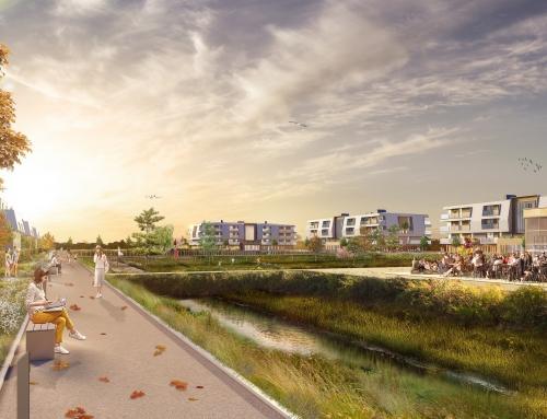 [Concours] Cabourg – LAMOTTE – Agence Lionel CARLI Architecture & Urbanisme – G.DERRIEN paysagiste