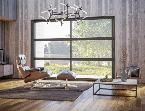[Vue intérieure] Salon moderne- Catalogue 3D – ISOROL